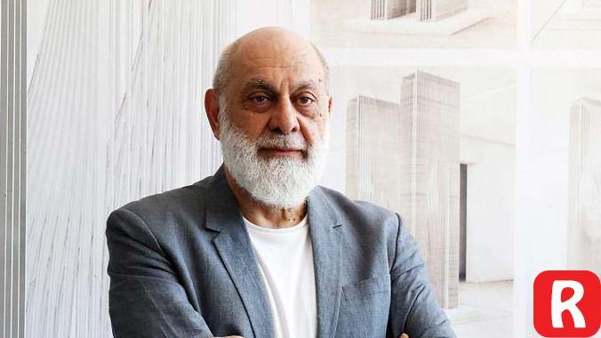 معماران برتر ایرانی- بهرام شیردل