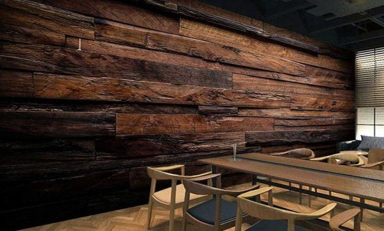 دیوارپوش های کامپوزیت طرح چوب