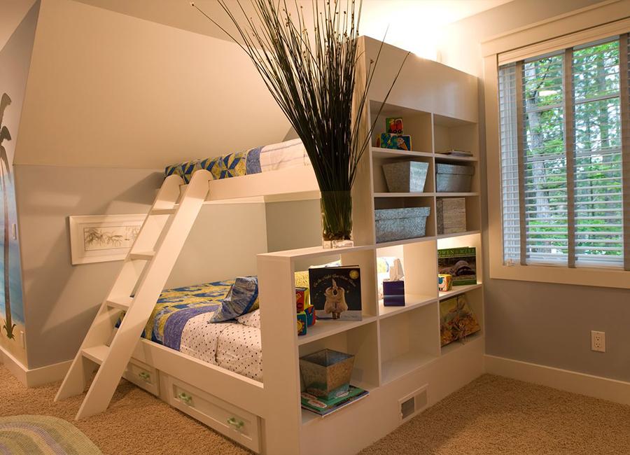 تخت دو طبقه خارجی