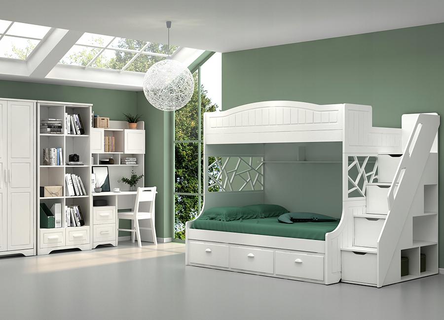 تخت دو طبقه مدرن