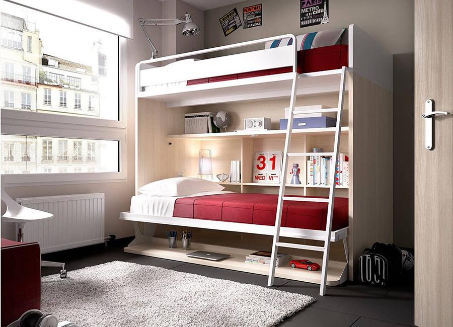 تخت دوطبقه مدرن