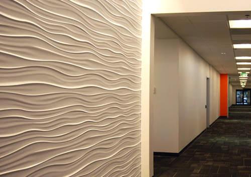 پنل دیوار پوش سه بعدی ام دی اف