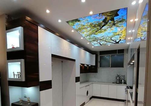 سقف آشپزخانه