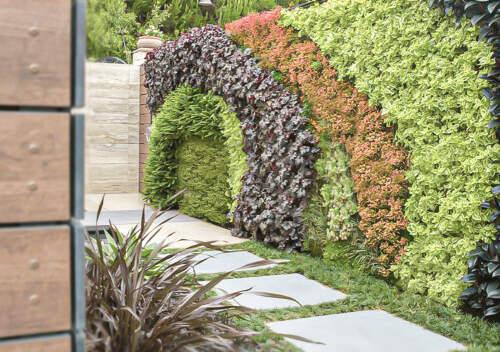 باغ دیواری